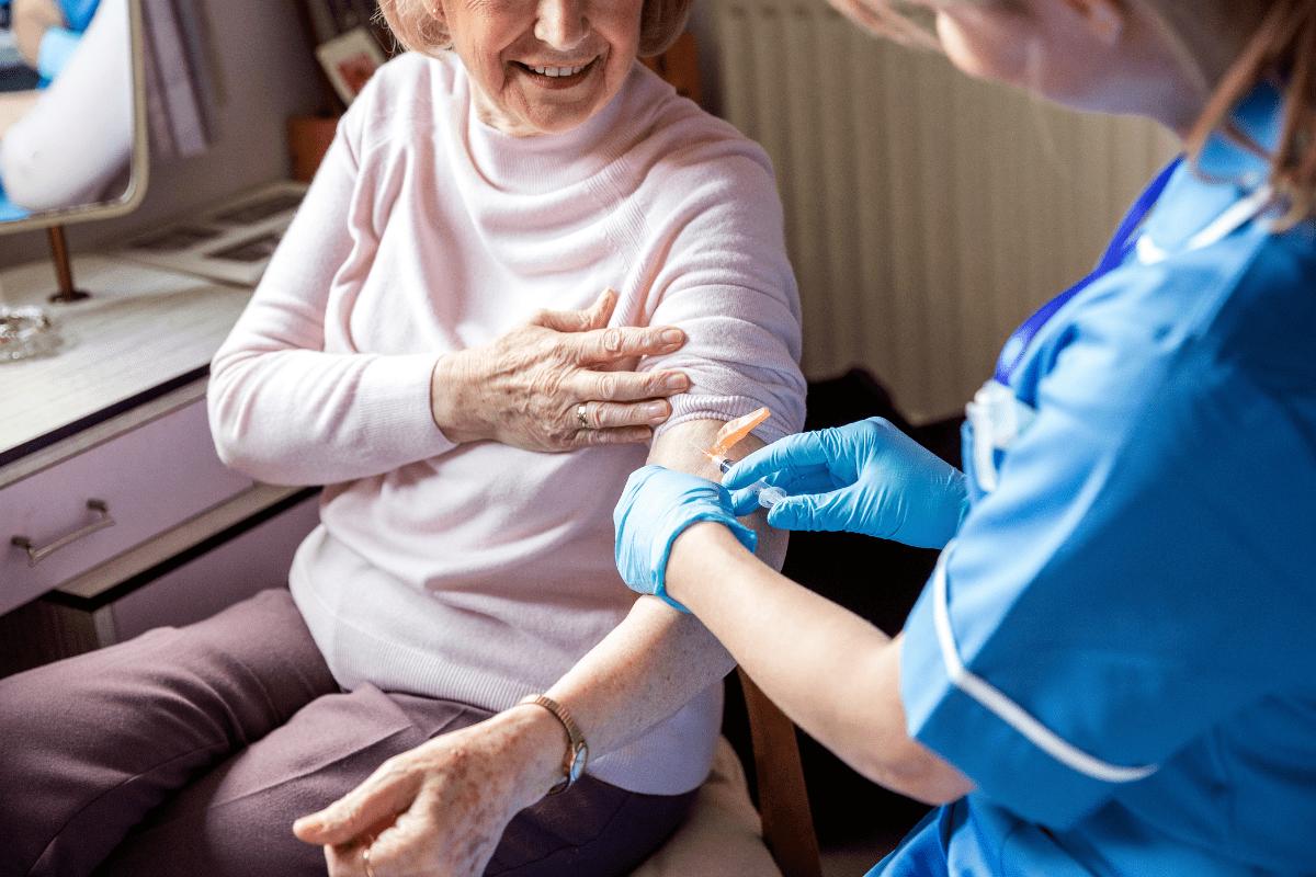 flu vaccine manchester